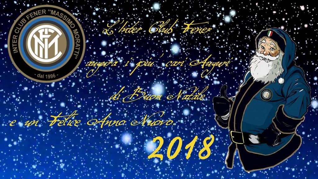 Auguri Di Buon Natale Inter.News Inter Club Fener Massimo Moratti