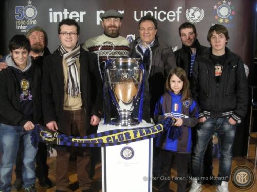 Esposizione Champions a Treviso, 13/02/2011