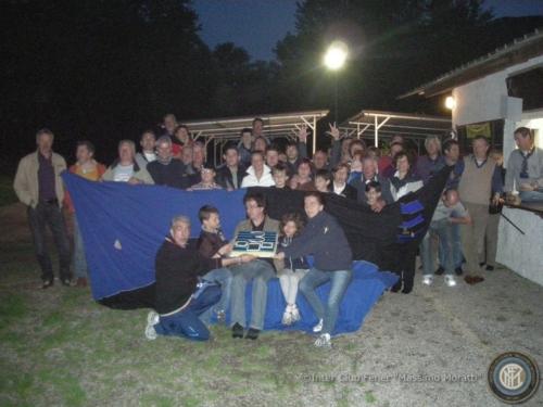 Festeggiamenti Vari Champions 2010