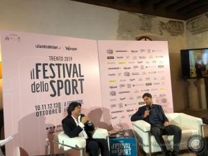 Il Festival dello Sport 2019 a Trento