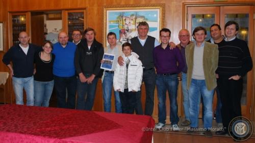 Castagnata e Cena con Pasinato, Novembre 2013