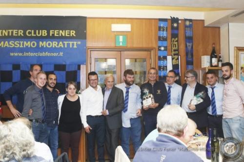 Cena Sociale 2017 con Gigi Simoni, 16/09/2017