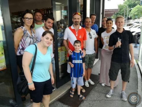 Inaugurazione Sezione a Belluno - Bar Al Picinin, 22/07/2017