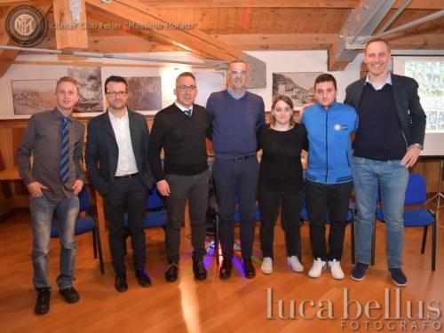 """Presentazione Libro """"Bella Zio"""" e Cena di Gala con Beppe Bergomi, 18/01/2019"""