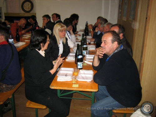 Cena Festeggiamento Scudetto 2008-2009