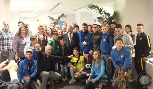 Inter-Udinese - Celebrazione 20° Anniversario, 23/04/2016